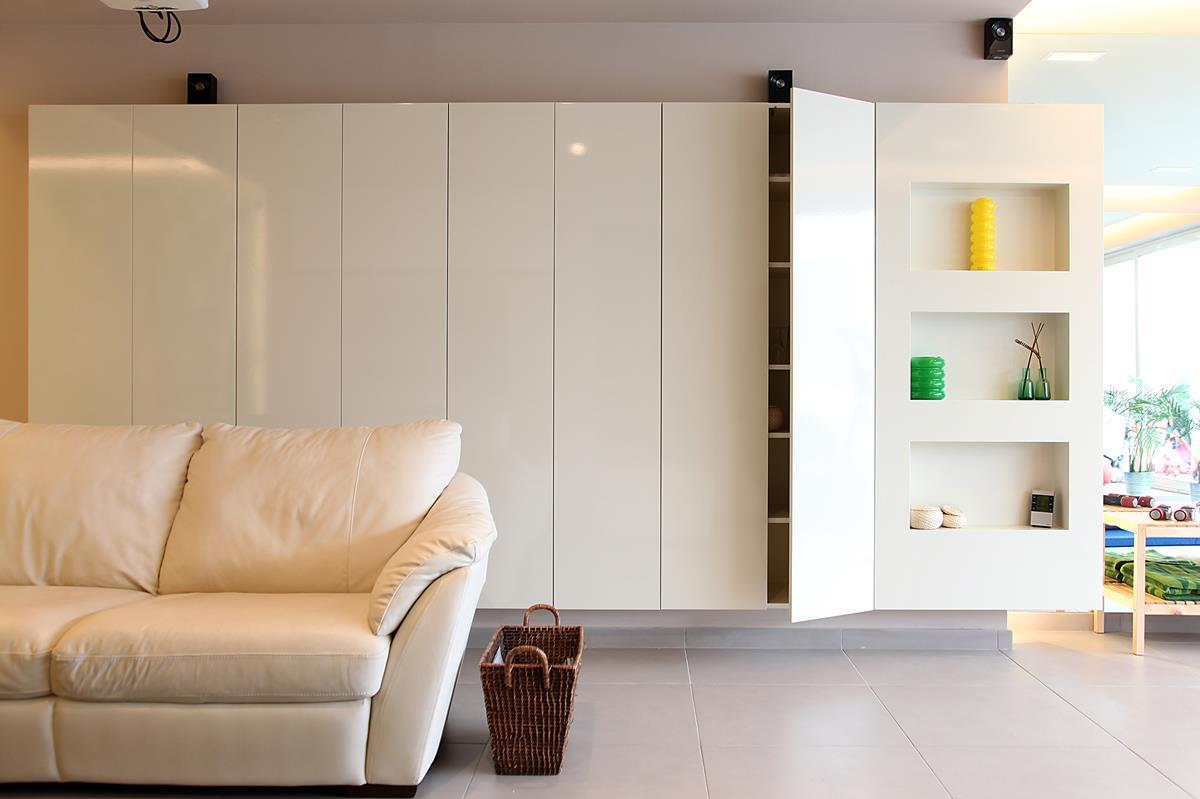 Ανακαίνιση και διακόσμηση εσωτερικού χώρου στη Βάρη - OPUS