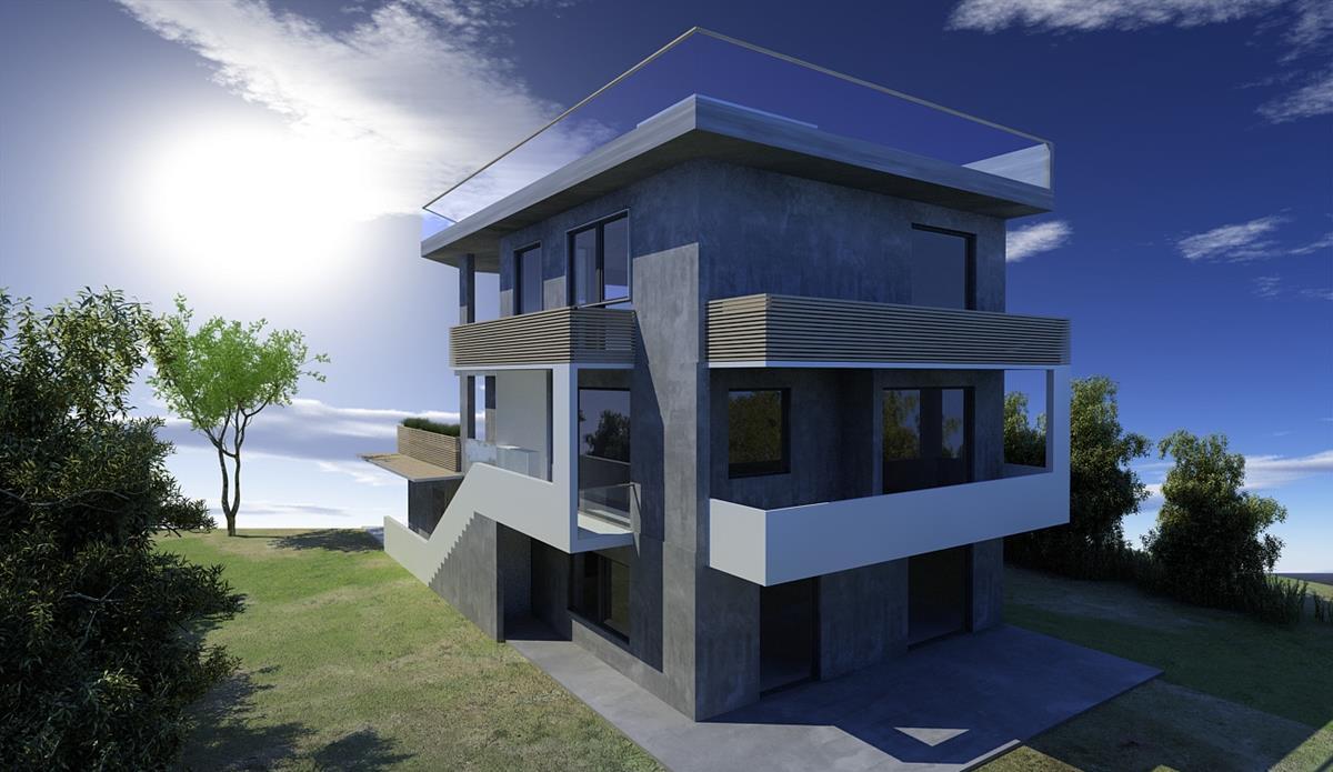 Κατασκευή κτιρίων από την OPUS