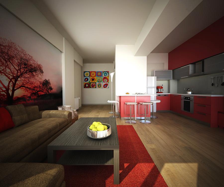 Ανακαίνιση διαμερίσματος Airbnb - OPUS