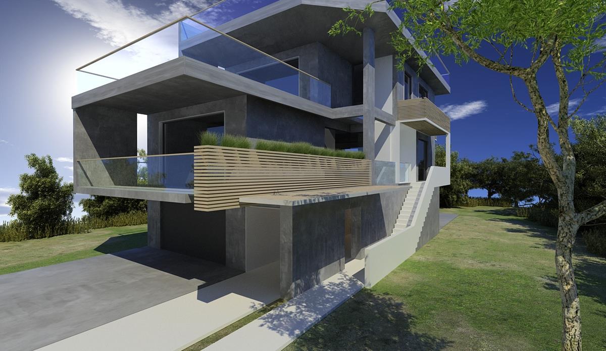 Κατασκευή κτιρίου από την OPUS