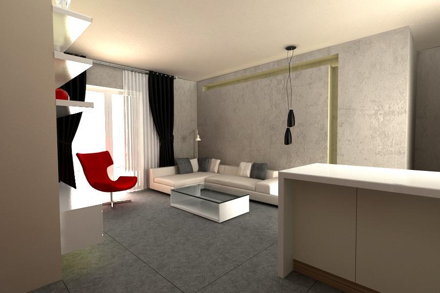 Ανακαίνιση κατοικίας Airbnb | OPUS