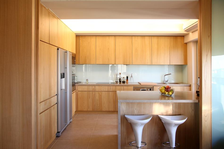 Ανακαίνιση κουζίνας και ολική ανακαίνιση OPUS