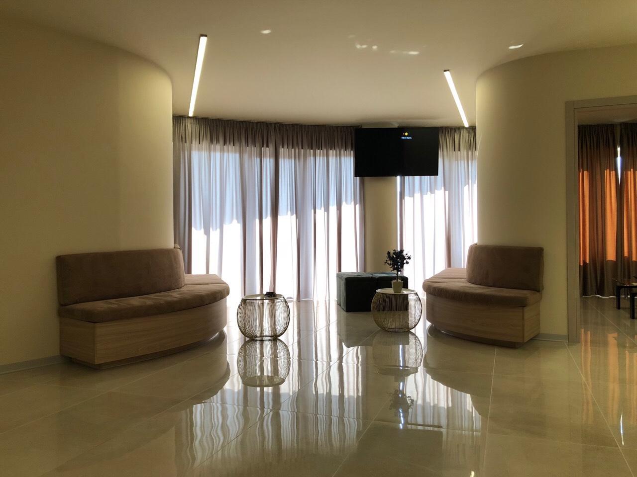Αρχιτεκτονικός Σχεδιασμός OPUS & Κατασκευή Ινστιτούτου Αισθητικής I LOVE LASER στο Περιστέρι.