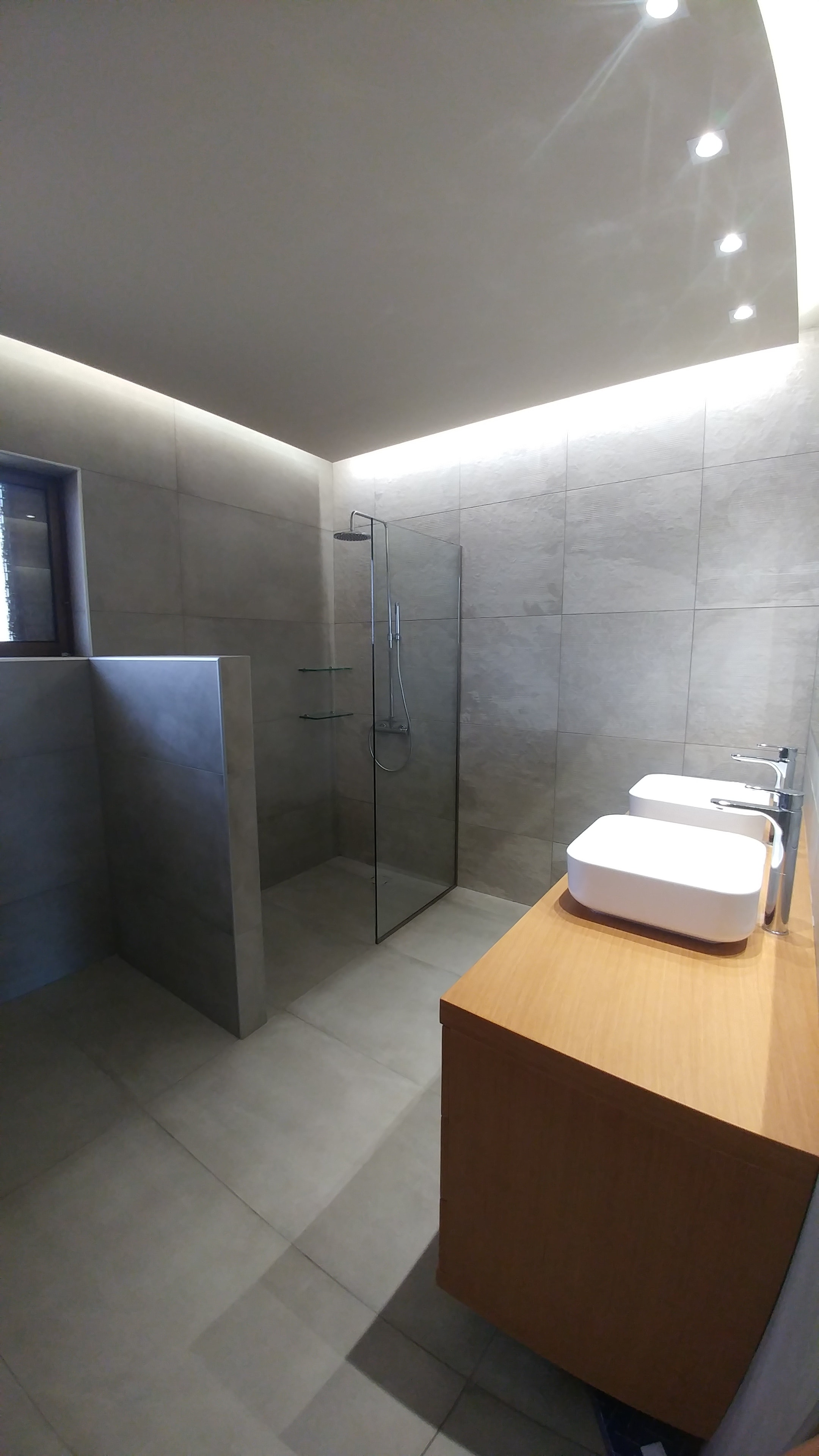 Ανακαίνιση μπάνιου Φιλοθέη | OPUS
