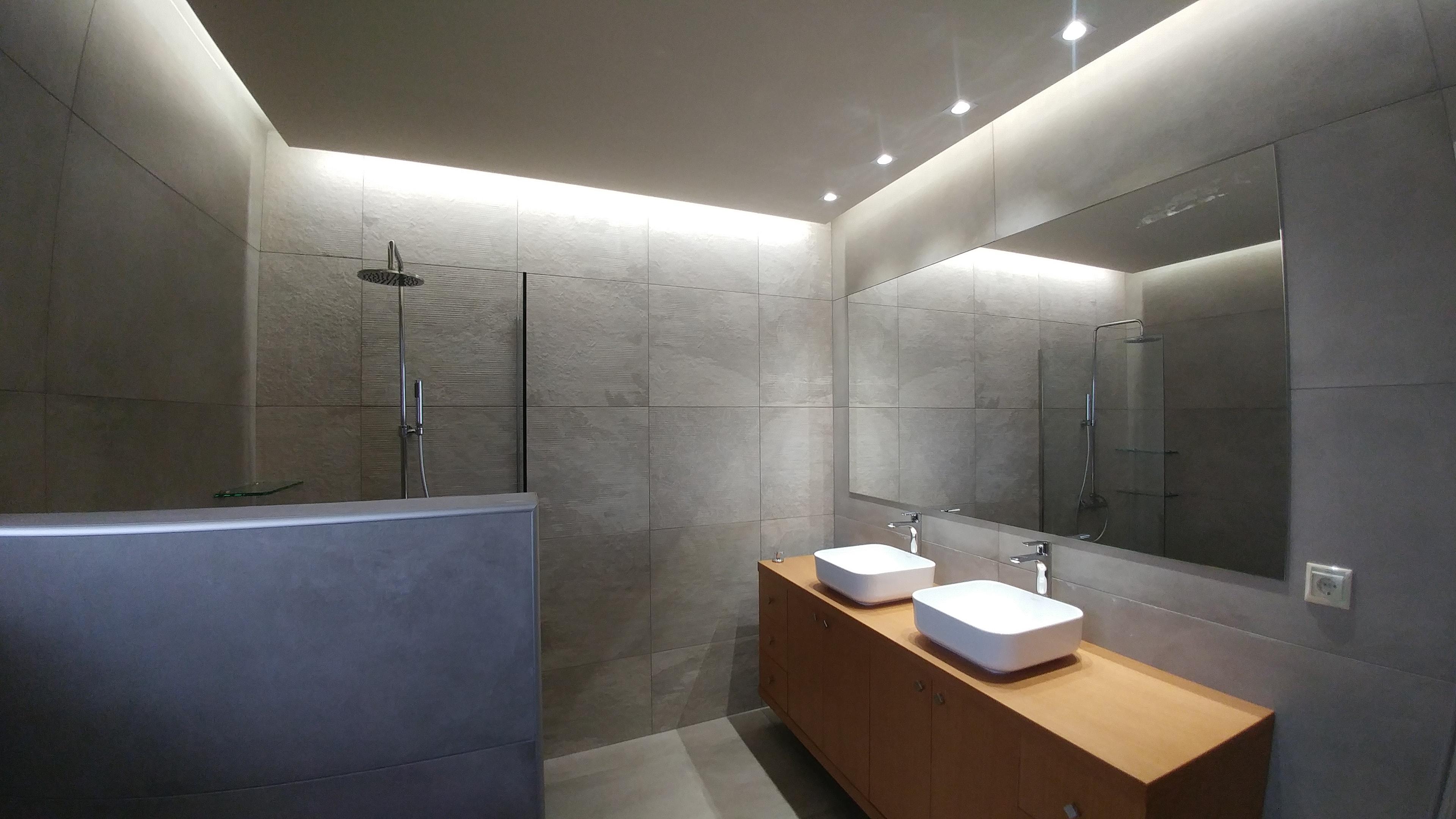 Ανακαίνιση κατοικίας Φιλοθέη | OPUS | Ανακαίνιση μπάνιου