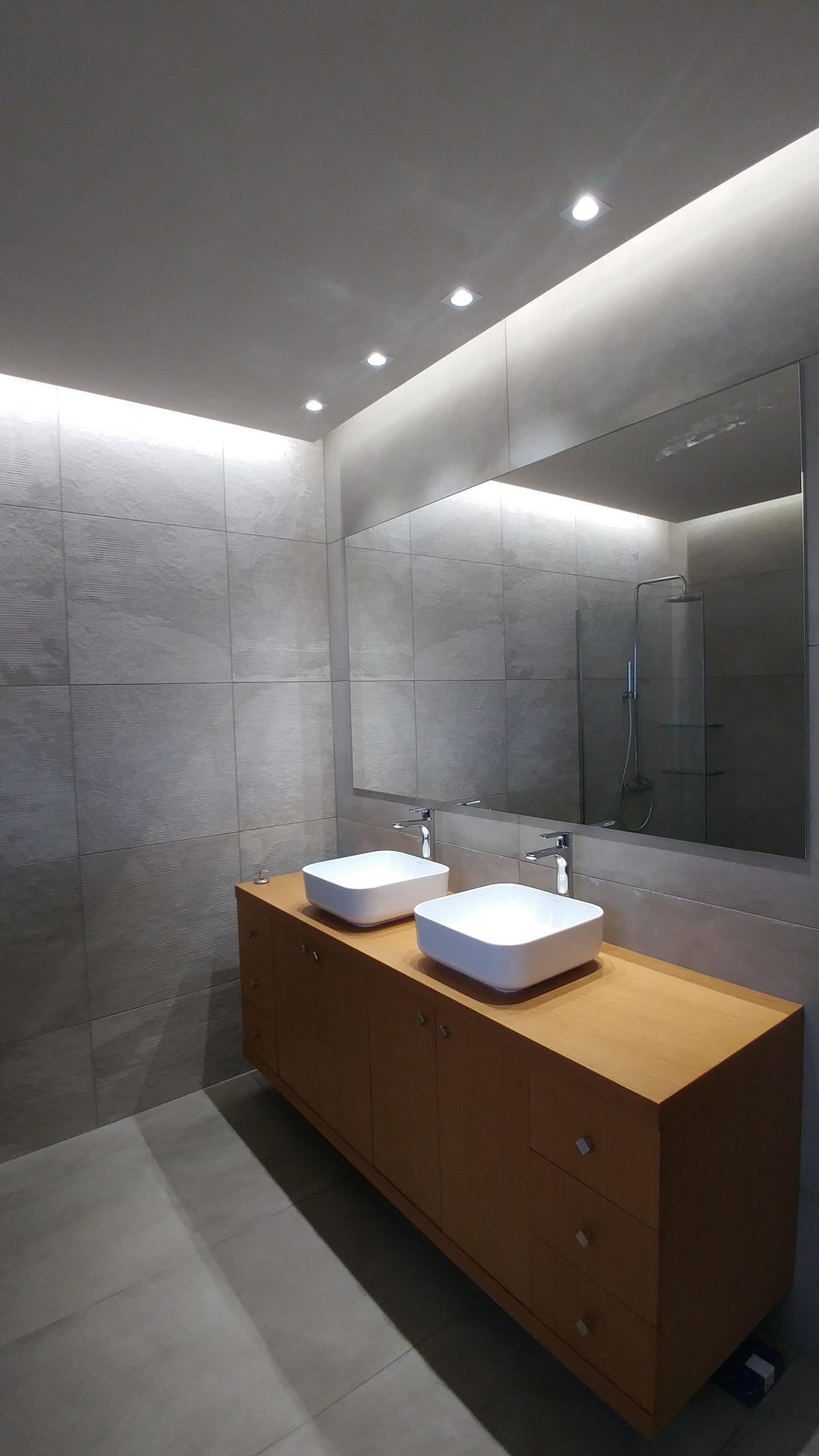 Ανακαίνιση μπάνιου - OPUS