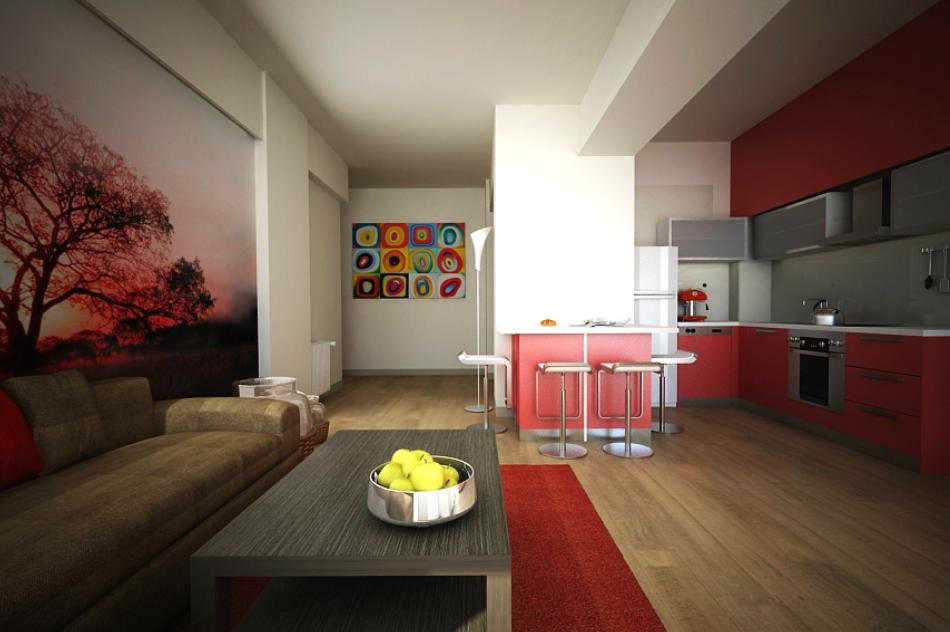 Ανακαίνιση Airbnb | OPUS